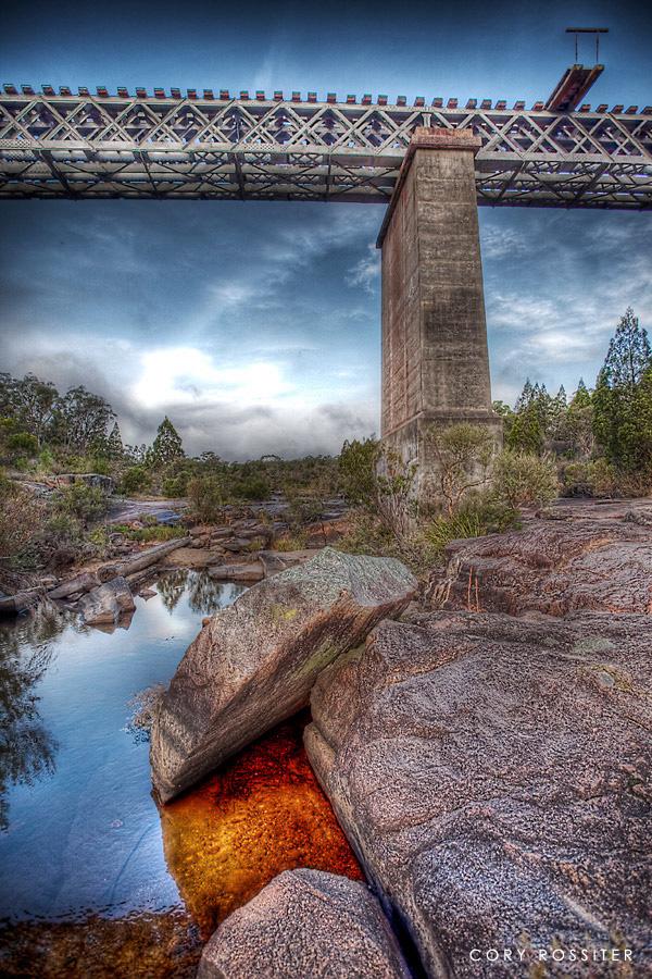 The Red Bridge Stanthorpe Qld