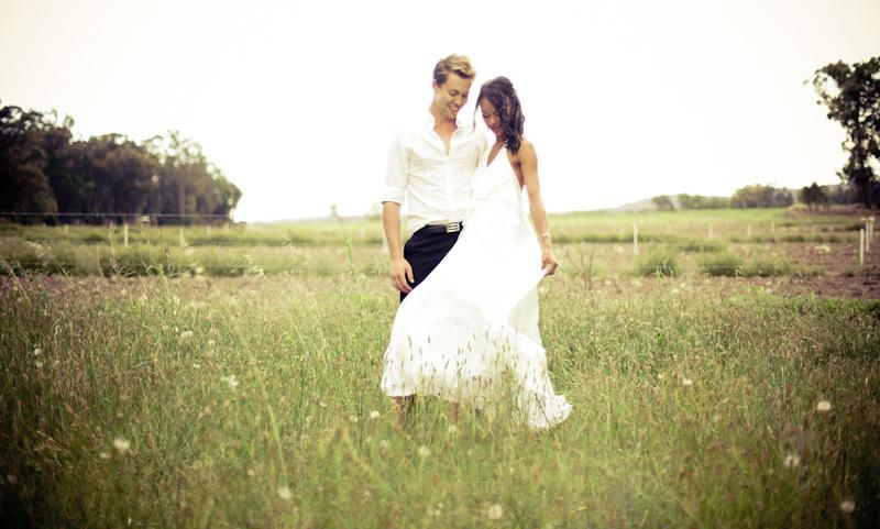 Vintage style Wedding photography