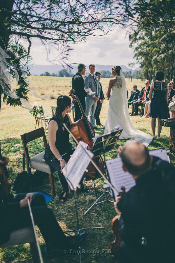 Zoe & David wedding @ Spicers Peak Lodge Maryvale SE Queensland Wedding Photography by Cory Rossiter -34