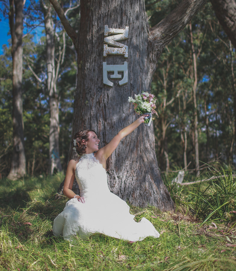 Zoe & David wedding @ Spicers Peak Lodge Maryvale SE Queensland Wedding Photography by Cory Rossiter -43