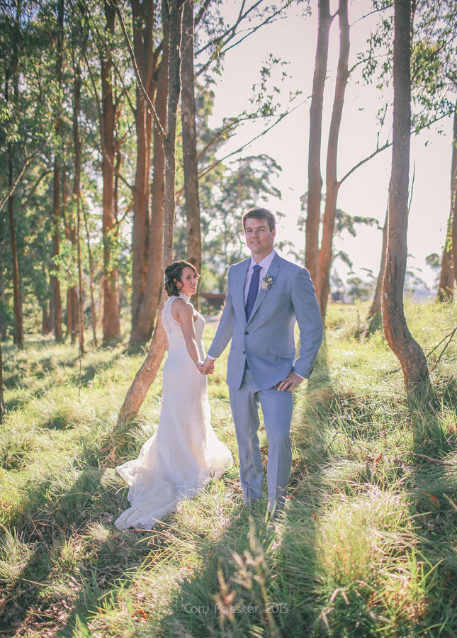 Zoe & David wedding @ Spicers Peak Lodge Maryvale SE Queensland Wedding Photography by Cory Rossiter -52