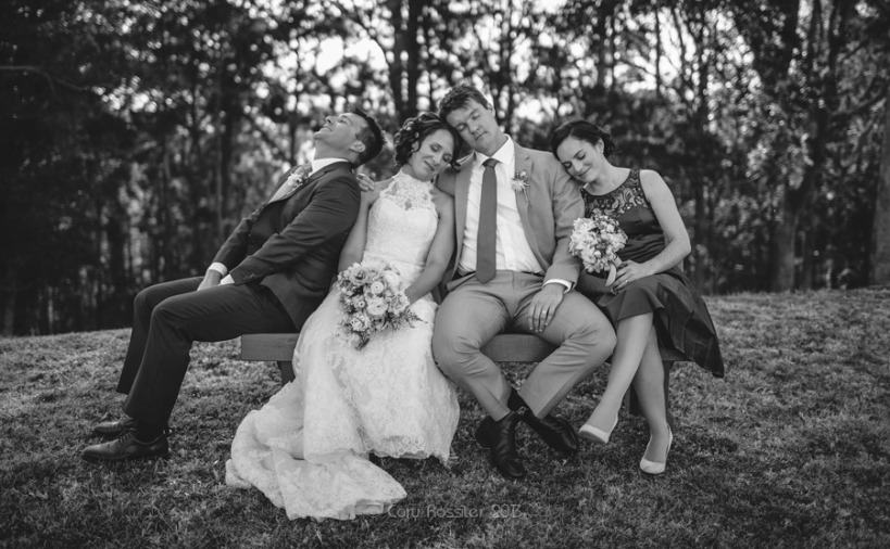 Zoe & David wedding @ Spicers Peak Lodge Maryvale SE Queensland Wedding Photography by Cory Rossiter -55