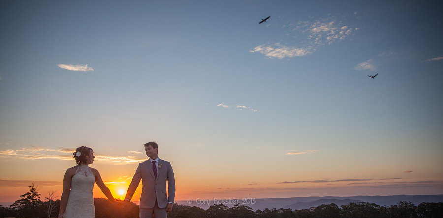 Zoe & David wedding @ Spicers Peak Lodge Maryvale SE Queensland Wedding Photography by Cory Rossiter -58
