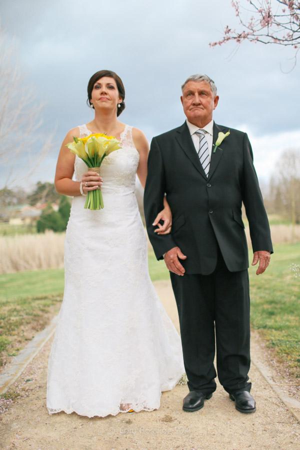 Angela + Paul - Tenterfield Wedding - NSW - CORYROSSITER